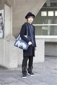 ファッションコーディネート原宿・表参道 2012年03月 吉田幸平さん