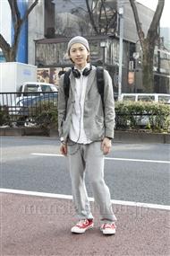 ファッションコーディネート原宿・表参道 2012年03月 SOEさん