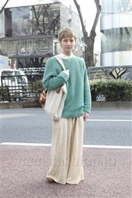 ファッションコーディネート原宿・表参道 2012年03月 森 啓輔さん