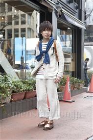 ファッションコーディネート原宿・表参道 2012年03月 木村辰哉さん