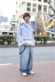ファッションコーディネート原宿・表参道 2012年03月 たくとさん