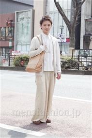 ファッションコーディネート原宿・表参道 2012年04月 森 啓輔さん