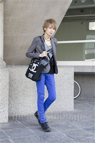 ファッションコーディネート原宿・表参道 2012年04月 きょーピースさん