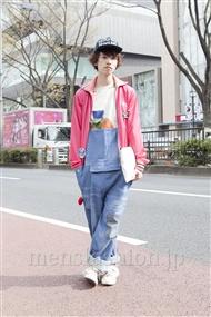 ファッションコーディネート原宿・表参道 2012年04月 浦辻大奨さん