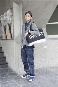 ファッションコーディネート原宿・表参道 2012年04月 溝口健太さん