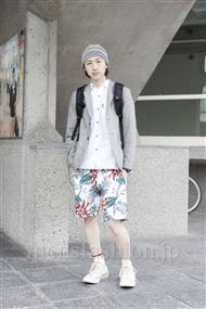 ファッションコーディネート原宿・表参道 2012年04月 SOEさん