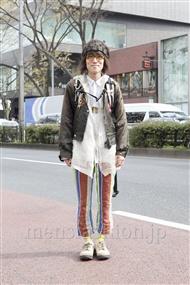 ファッションコーディネート原宿・表参道 2012年04月 カガラシュンさん