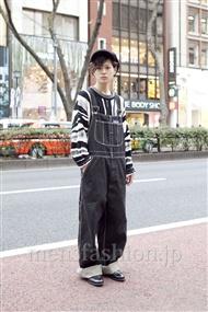 ファッションコーディネート原宿・表参道 2012年04月 長澤隆太郎さん