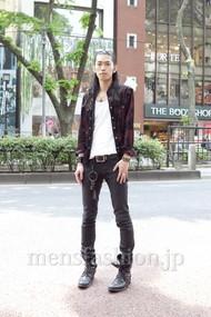 ファッションコーディネート原宿・表参道 2012年05月 谷川博昭さん