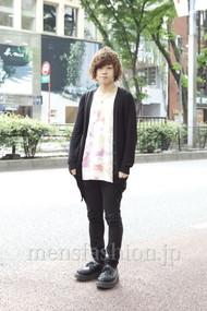ファッションコーディネート原宿・表参道 2012年05月 石井俊伍さん
