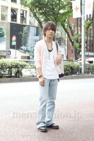 ファッションコーディネート原宿・表参道 2012年05月 西村翔太郎さん