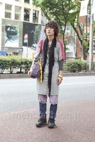 ファッションコーディネート原宿・表参道 2012年05月 カガラシュンさん