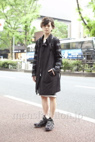 ファッションコーディネート原宿・表参道 2012年05月 長澤隆太郎さん