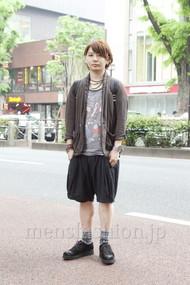 ファッションコーディネート原宿・表参道 2012年05月 みずのさん
