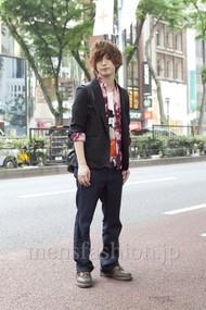 ファッションコーディネート原宿・表参道 2012年05月 しんごさん