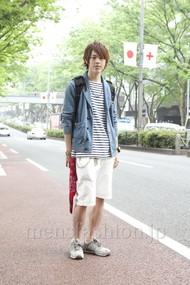 ファッションコーディネート原宿・表参道 2012年05月 伏貫 諒さん