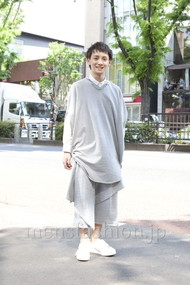 ファッションコーディネート原宿・表参道 2012年05月 森 啓輔さん
