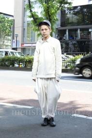 ファッションコーディネート原宿・表参道 2012年05月 カワイコウジさん