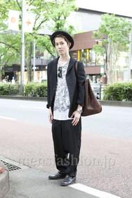 ファッションコーディネート原宿・表参道 2012年05月 りょうくんさん