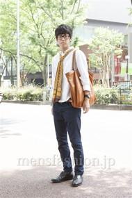 ファッションコーディネート原宿・表参道 2012年06月 笹崎高志さん