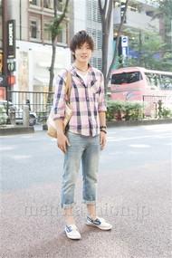 ファッションコーディネート原宿・表参道 2012年06月 藤岡秀太さん