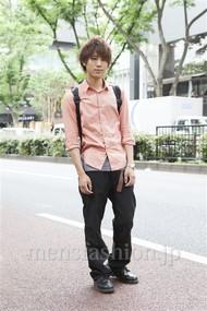 ファッションコーディネート原宿・表参道 2012年06月 西村翔太郎さん