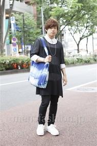 ファッションコーディネート原宿・表参道 2012年06月 石井俊伍さん