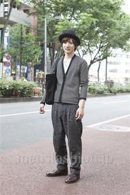 ファッションコーディネート原宿・表参道 2012年06月 吉田幸平さん