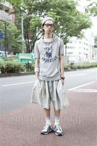 ファッションコーディネート原宿・表参道 2012年06月 浦辻大奨さん