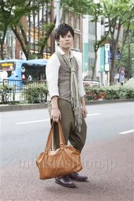 ファッションコーディネート原宿・表参道 2012年06月 箭内広司さん