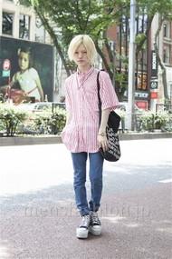 ファッションコーディネート原宿・表参道 2012年06月 こんどうようぢさん