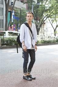 ファッションコーディネート原宿・表参道 2012年06月 カワイコウジさん