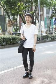 ファッションコーディネート原宿・表参道 2012年06月 森 啓輔さん
