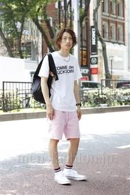 ファッションコーディネート原宿・表参道 2012年07月 SOEさん
