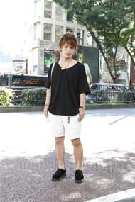 ファッションコーディネート原宿・表参道 2012年07月 川田晋吾さん