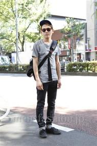 ファッションコーディネート原宿・表参道 2012年07月 辻 純平さん