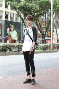 ファッションコーディネート原宿・表参道 2012年07月 上野晃宏さん