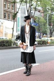 ファッションコーディネート原宿・表参道 2012年07月 TKYさん