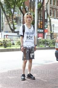 ファッションコーディネート原宿・表参道 2012年08月 れんさん