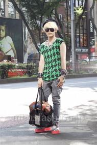 ファッションコーディネート原宿・表参道 2012年08月 nabescoさん