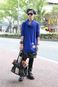 ファッションコーディネート原宿・表参道 2012年09月 nabescoさん