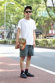 ファッションコーディネート原宿・表参道 2012年09月 辻 純平さん