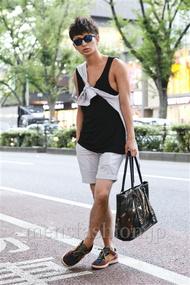 ファッションコーディネート原宿・表参道 2012年09月 小島慶大さん