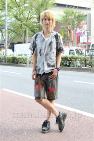 ファッションコーディネート原宿・表参道 2012年09月 れんさん