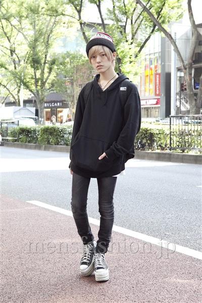 ファッションコーディネート  原宿・表参道(2012年10月). 名前: こんどうようぢさん