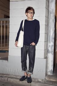 ファッションコーディネート原宿・表参道 2012年10月 辻 純平さん
