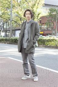 ファッションコーディネート原宿・表参道 2012年11月 SOEさん