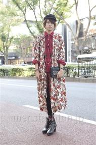 ファッションコーディネート原宿・表参道 2012年11月 矢内翔太さん