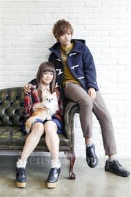 メンズファッション.jp注目コーディネート 2012年11月 藤田 富さん