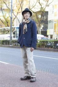 ファッションコーディネート原宿・表参道 2012年12月 ゆうさん